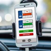 Notifikácia potreby vášho vozidla absolvovať STK a EK