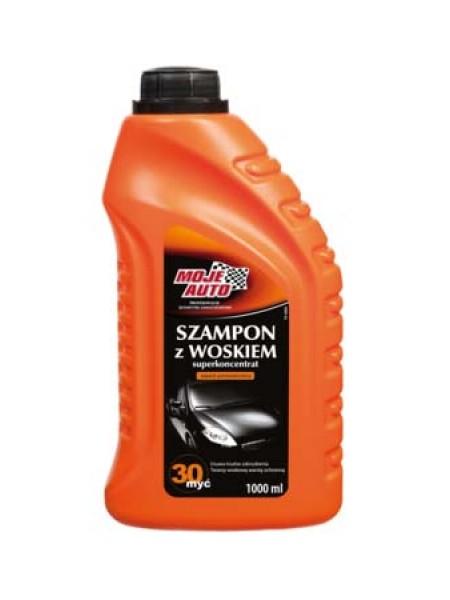 Šampón s voskom 1000ml