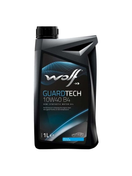 Wolf GuardTech 1L 10W40 B4