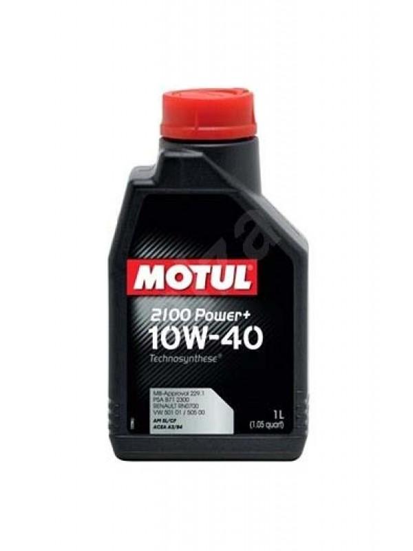 Motul 2100 Power+ 1L 10W40