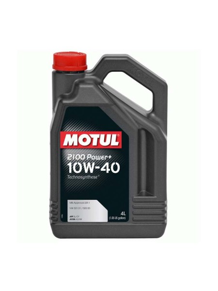 Motul 2100 Power+ 4L 10W40
