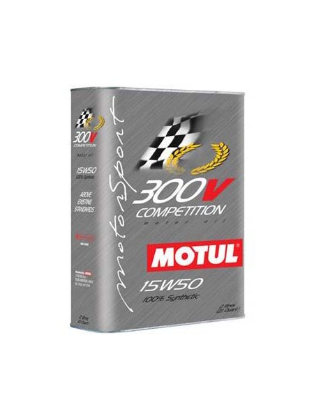 Motul 300V Competition 2L 15W50