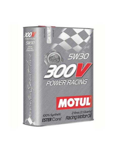 Motul 300V Power Racing 2L 5W30