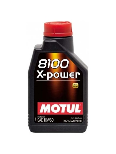 MOTUL 8100 X-Power 1L 10W60
