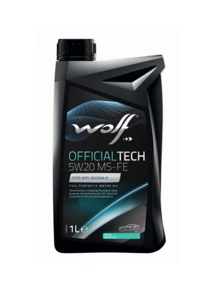 Wolf OfficialTech 1L 5W20 MS-FE