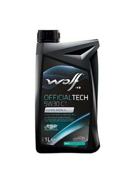 Wolf OfficialTech 1L 5W30 C1