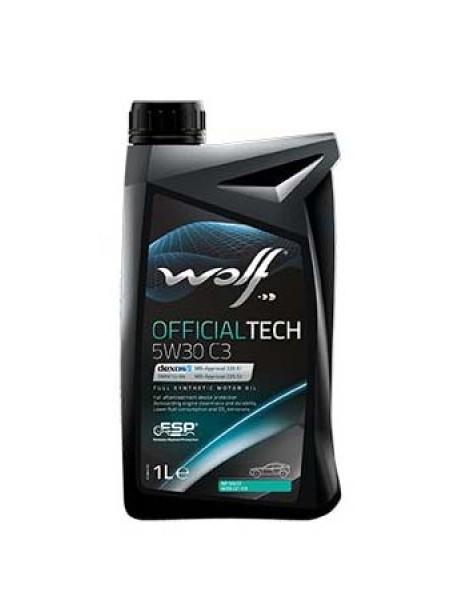 Wolf OfficialTech 1L 5W30 C3