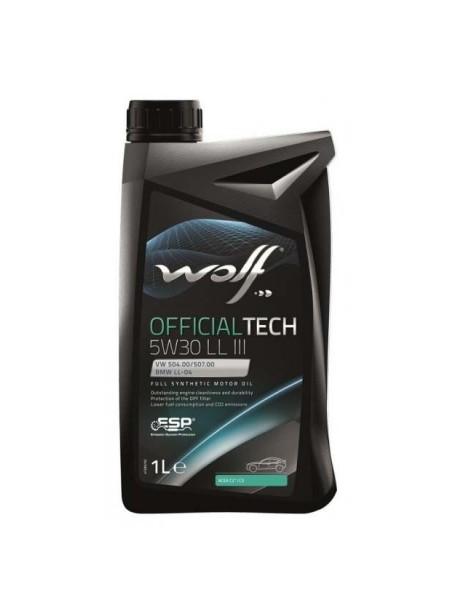 Wolf OfficialTech 1L 5W30 LL III