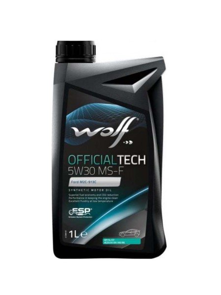 Wolf OfficialTech 1L 5W30 MS-F