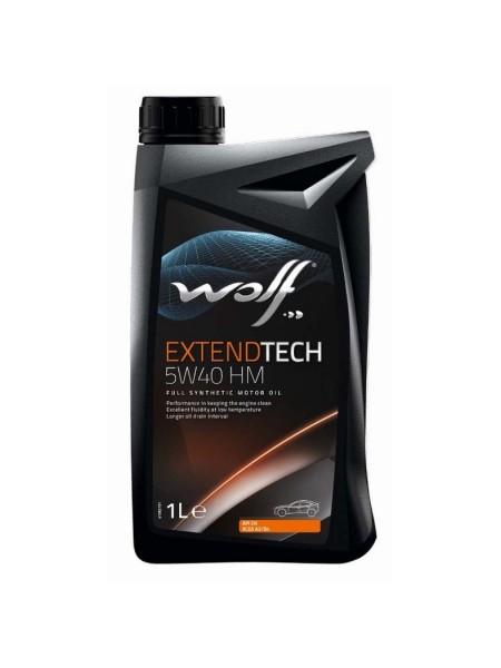 Wolf ExtendTech 1L 5W40 HM