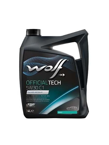 Wolf OfficialTech 4L 5W30 C1