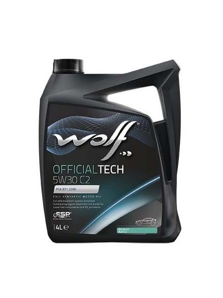 Wolf OfficialTech 4L 5W30 C2