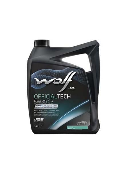 Wolf OfficialTech 4L 5W30 C3