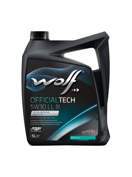 Wolf OfficialTech 4L 5W30 LL III
