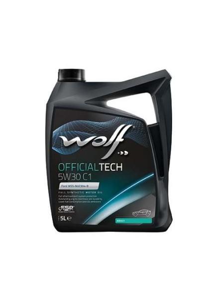 Wolf OfficialTech 5L 5W30 C1