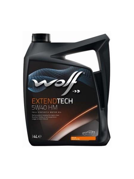 Wolf ExtendTech 4L 5W40 HM