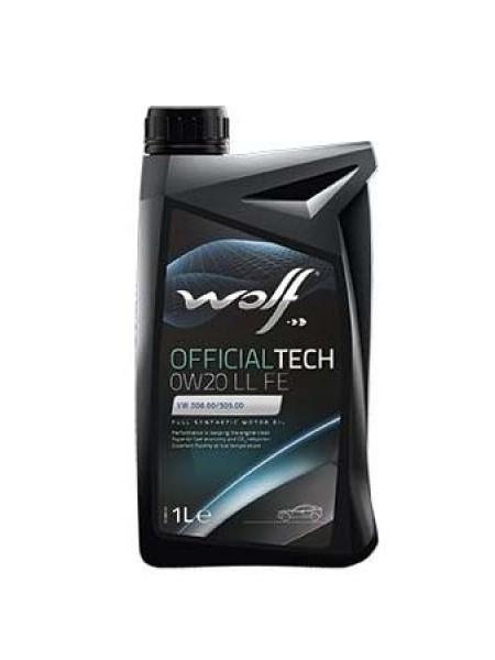 Wolf OfficialTech 1L 0W20 LL FE