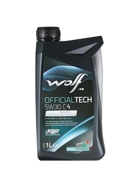 Wolf OfficialTech 1L 5W30 C4