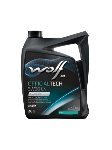 Wolf OfficialTech 4L 5W30 C4