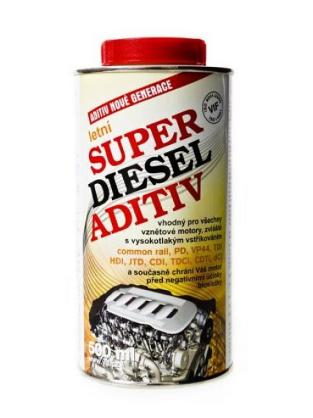 VIF Super Diesel Letný aditív 500ml