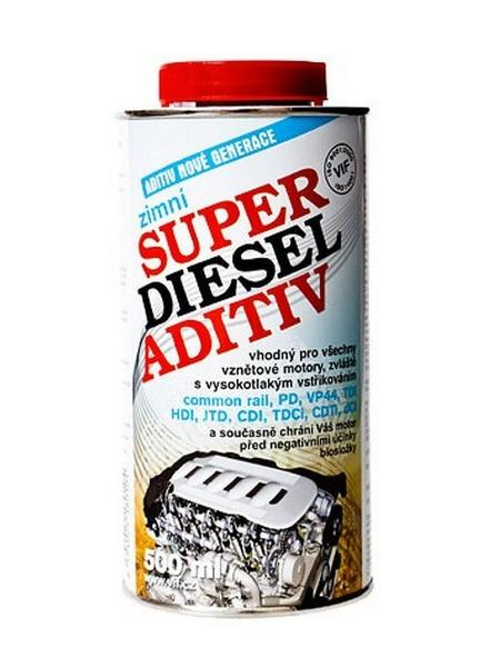 VIF Super Diesel Zimný aditív 500ml