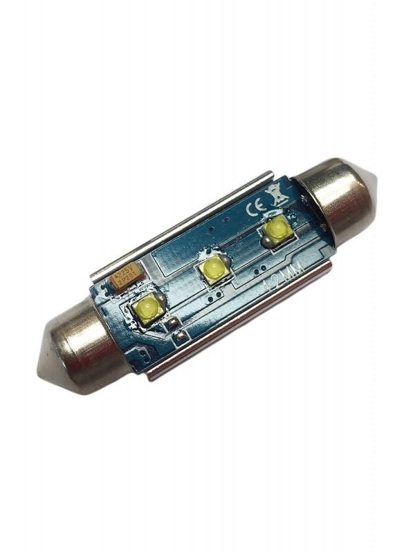 CREE® LED XB-D, 42mm Canbus