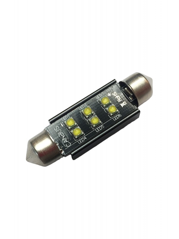 CREE® LED XB-D, 39-41mm Canbus