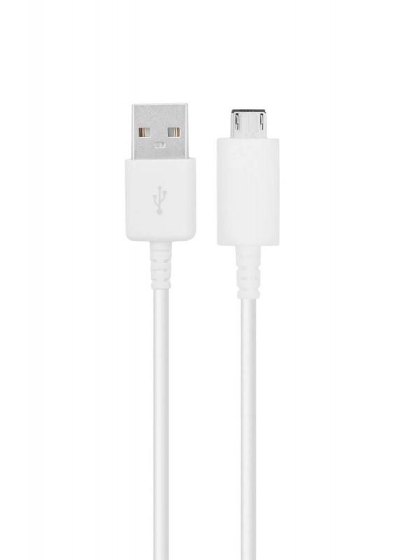Samsung USB - micro USB kábel 1m biely