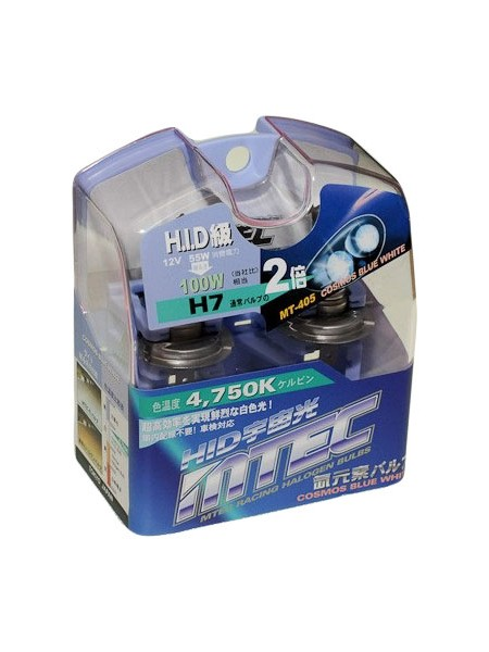 MTEC H7 Cosmos Blue White
