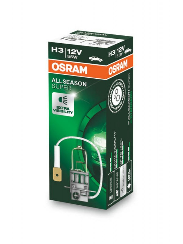 OSRAM H3 All Season Super