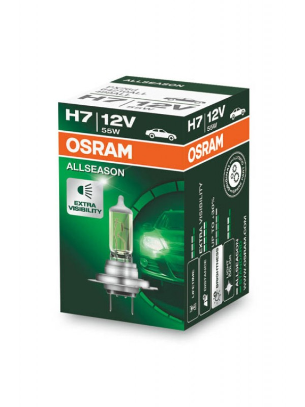 OSRAM H7 All Season Super