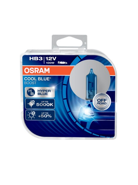 OSRAM 9005 (HB3) Cool Blue Boost