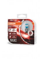 OSRAM 9006 (HB4) Night Breaker Laser +150%