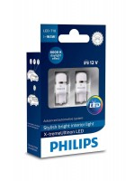 PHILIPS T10 X-tremeUltinon 6000k