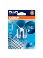 OSRAM T10 Cool Blue Intense