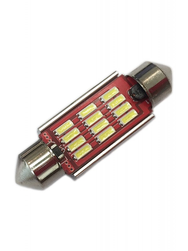 4014 SMD, 39mm Canbus