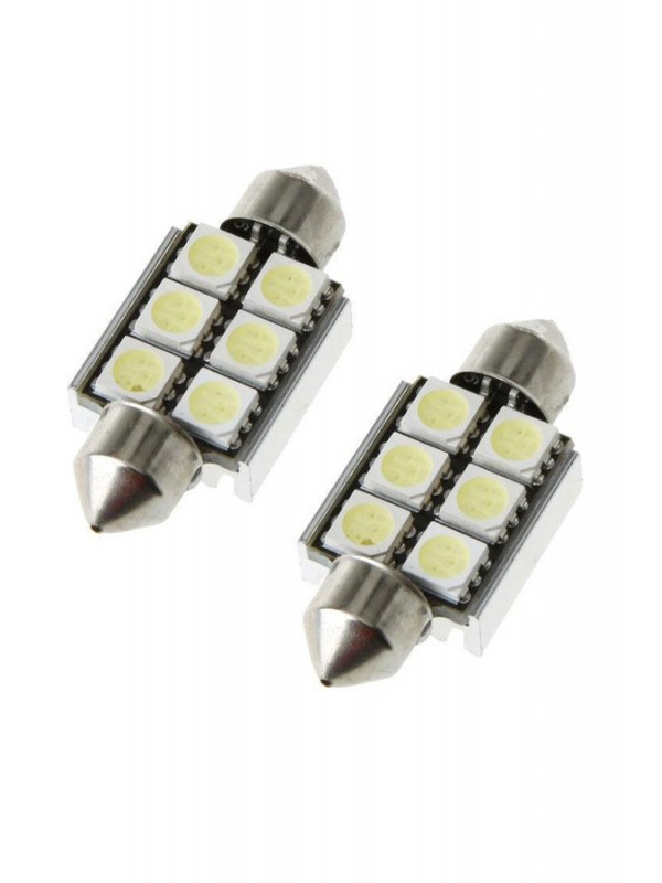5050 SMD, 37mm Canbus
