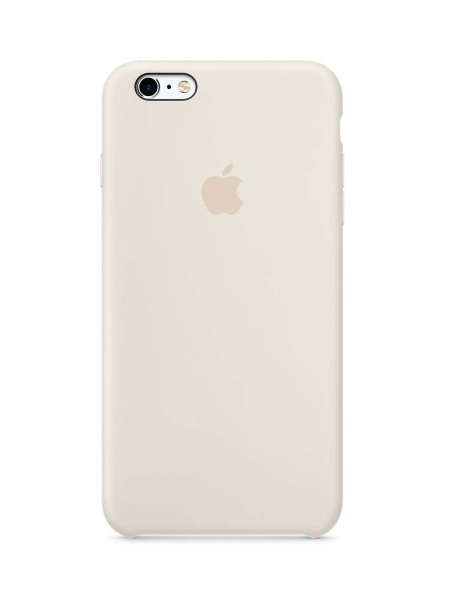 Apple Silicone Case iPhone 6/6S Antique White