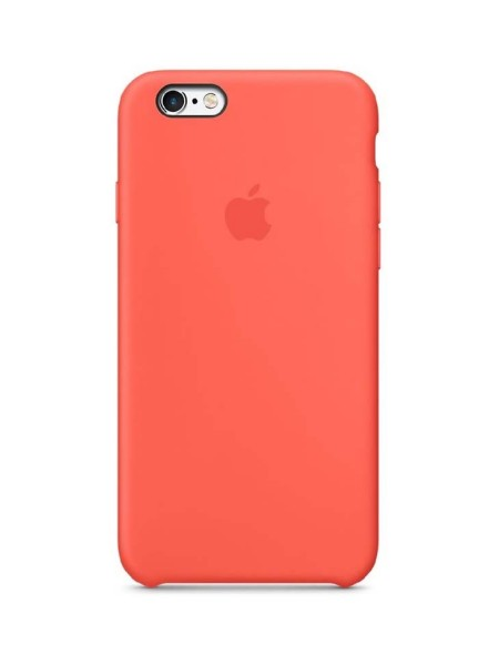 APPLE Silicone Case iPhone 6/6S Apricot