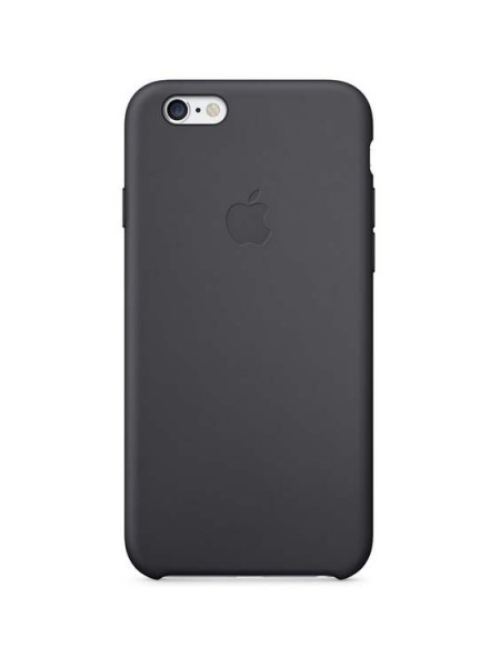Apple Silicone Case iPhone 6+/6S+ Black