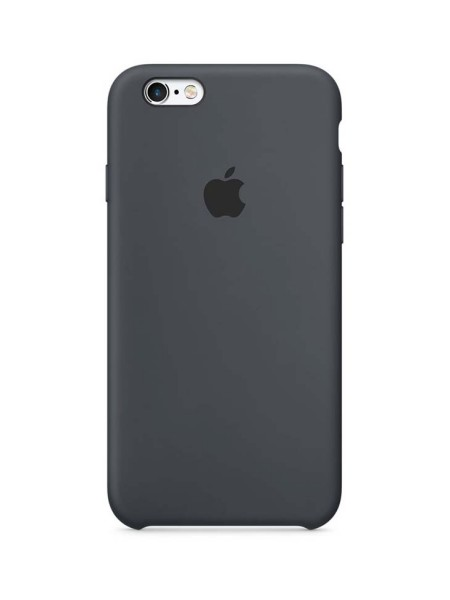 APPLE Silicone Case iPhone 6+/6S+ Charcoal Gray