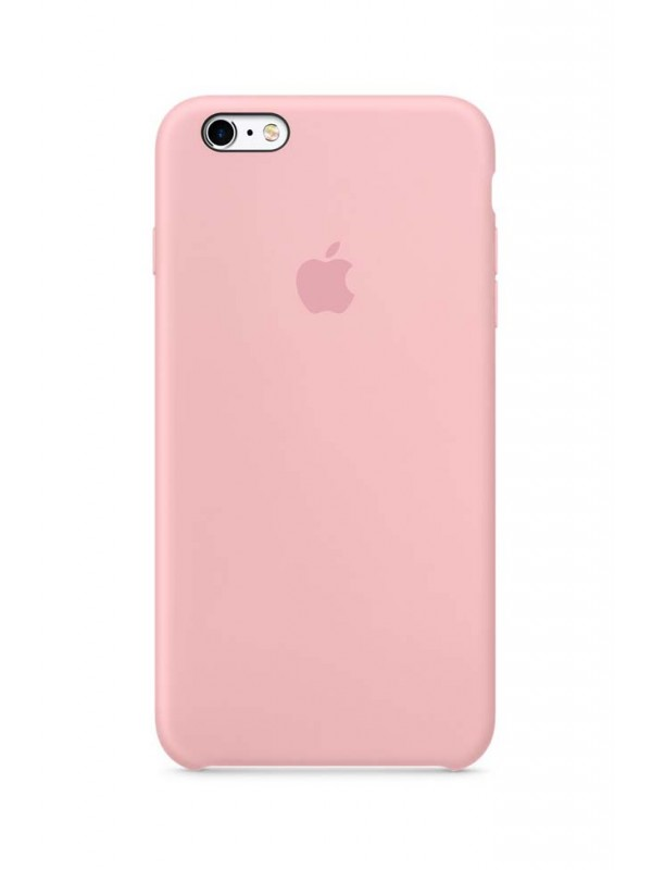 Apple Silicone Case iPhone 6/6S Cotton Candy Pink