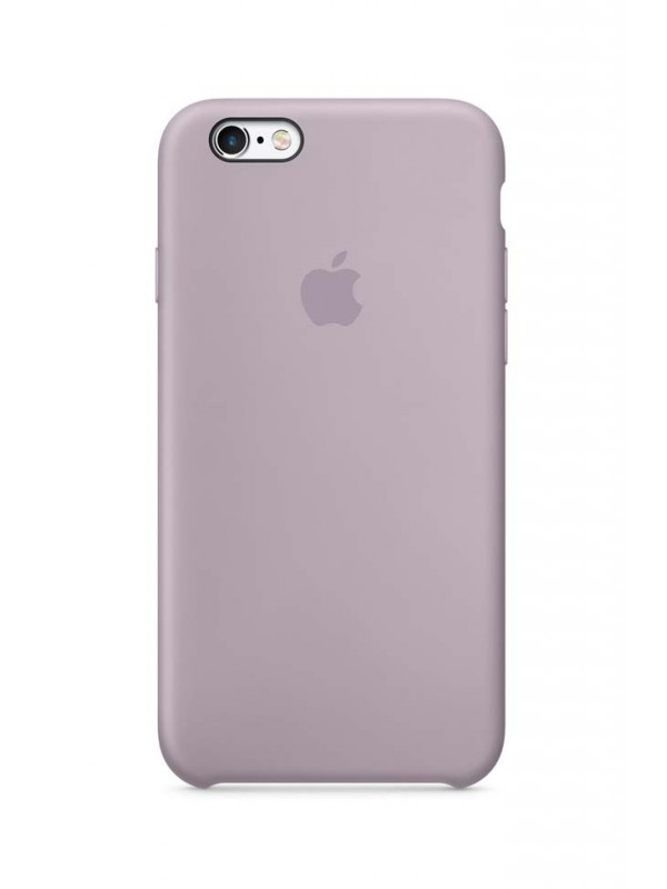 Apple Silicone Case iPhone 6/6S Lavender