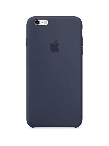 APPLE Silicone Case iPhone 6+/6S+ Midnight Blue