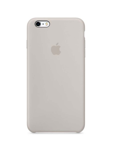 Apple Silicone Case iPhone 6/6S Stone