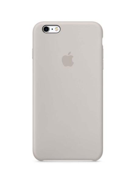 APPLE Silicone Case iPhone 6/6S Stone