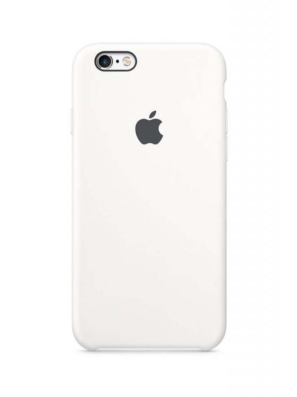 APPLE Silicone Case iPhone 6+/6S+ White