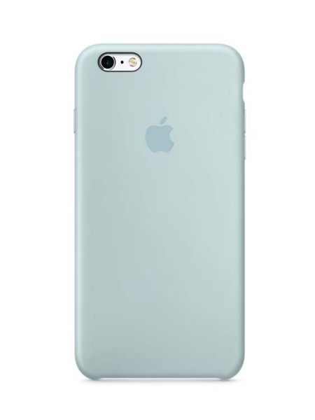 APPLE Silicone Case iPhone 6+/6S+ Turquoise