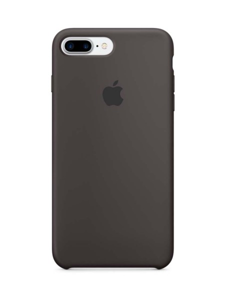 Apple Silicone Case iPhone 7+/8+ Cocoa