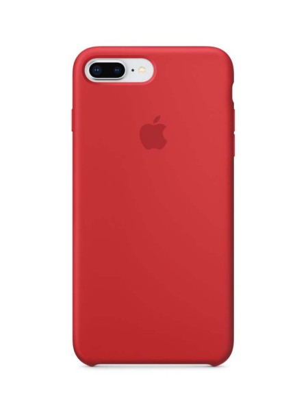 APPLE Silicone Case iPhone 7+/8+ Red